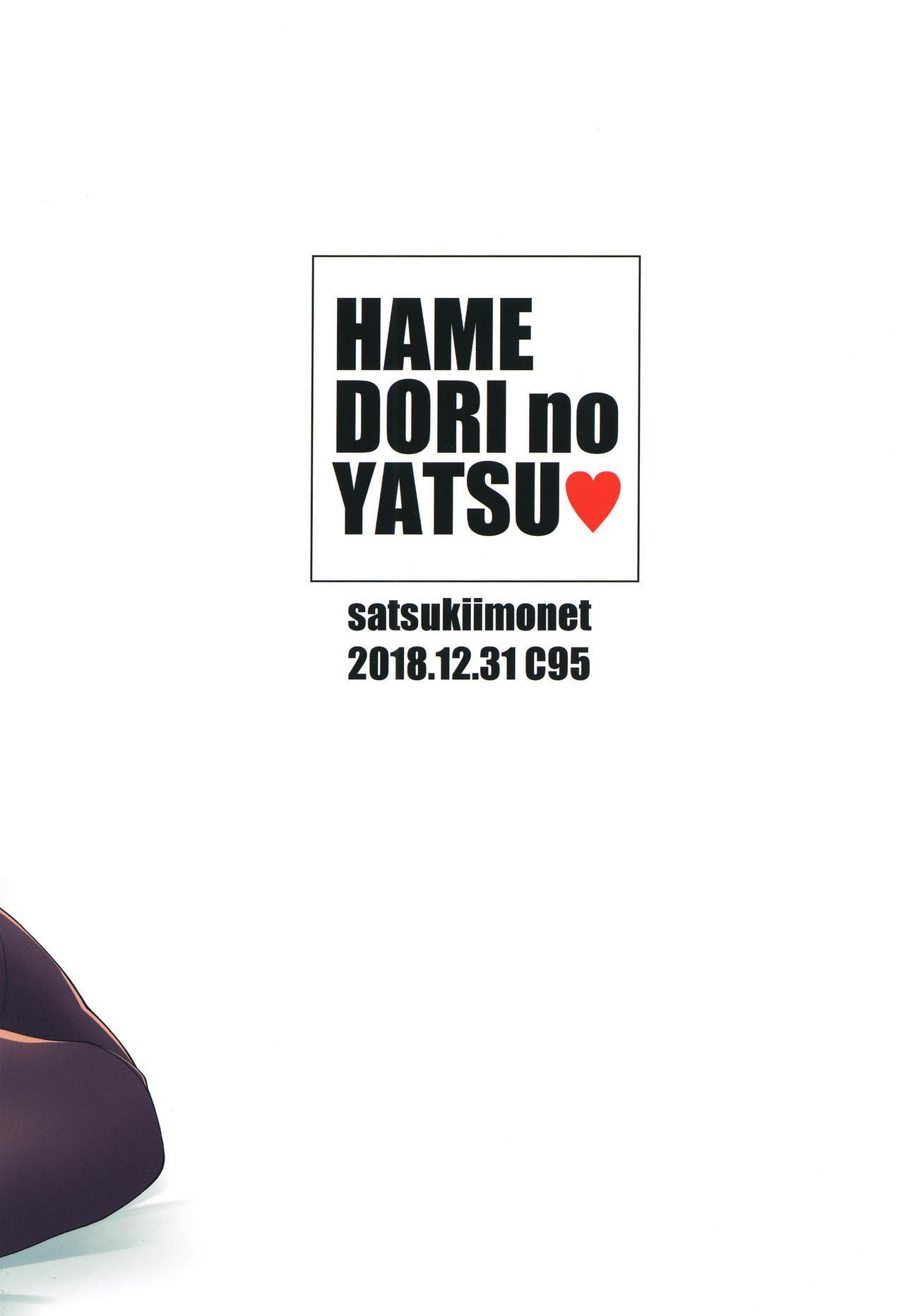 HAMEDORI no YATSU 91