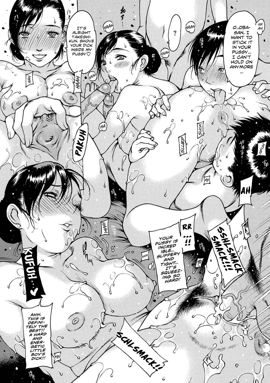 [Nishi Iori] Mamatomo Aki no Shinbokukai   The mother club's (fall) casual meetup (Otona ga Omocha) [English] [Secluded] [Digital] [Decensored] 9