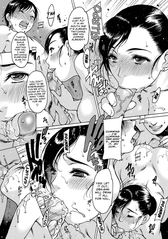 [Nishi Iori] Mamatomo Aki no Shinbokukai   The mother club's (fall) casual meetup (Otona ga Omocha) [English] [Secluded] [Digital] [Decensored] 5