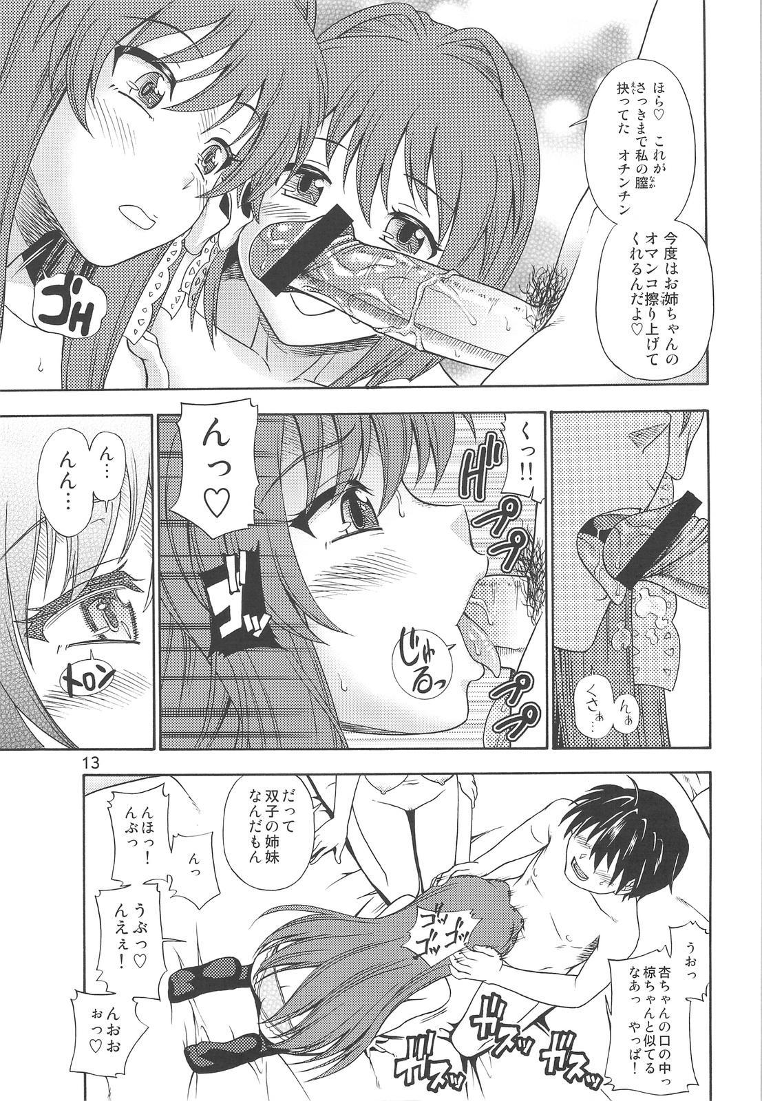 Fujibayashi Nado - Fujibayashi Twins After Story 11