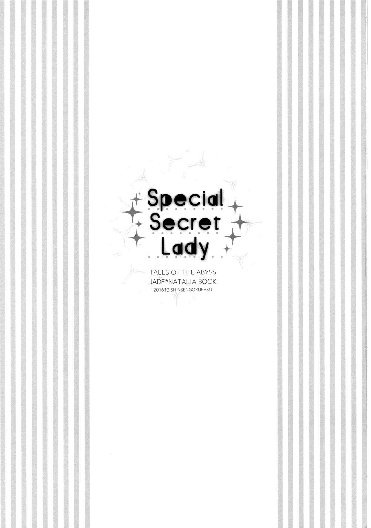 Special Secret Lady 3