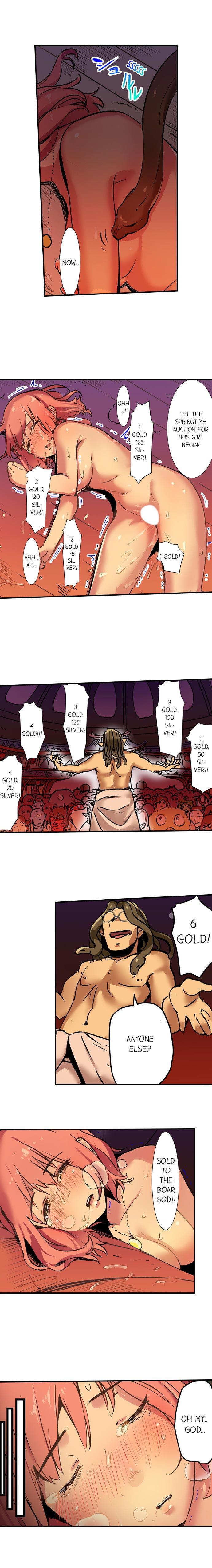 [Prhs] Yaoyorozu Sex~My Virginity Was Taken by Japanese Gods~ Ch. 3 [ENG] 7