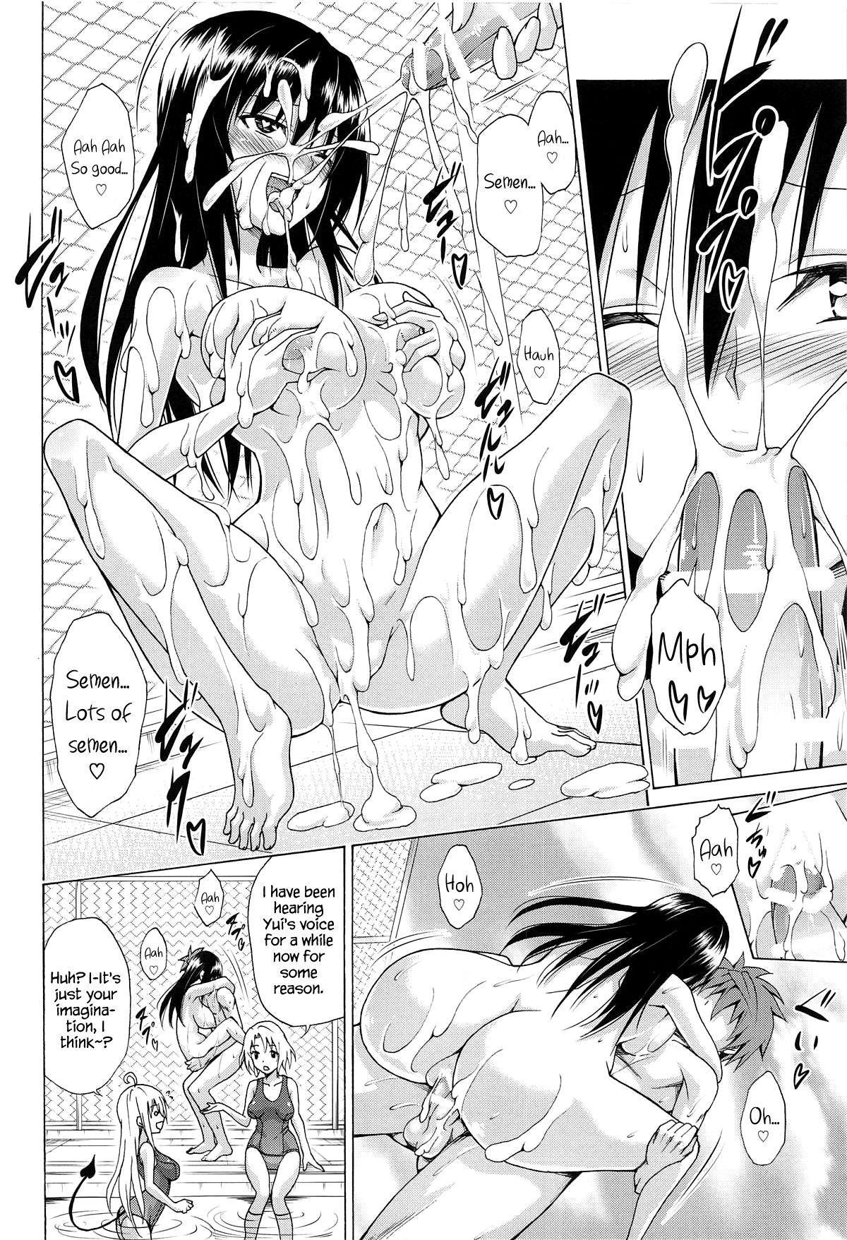 Mezase! Rakuen Keikaku Vol. 5 28