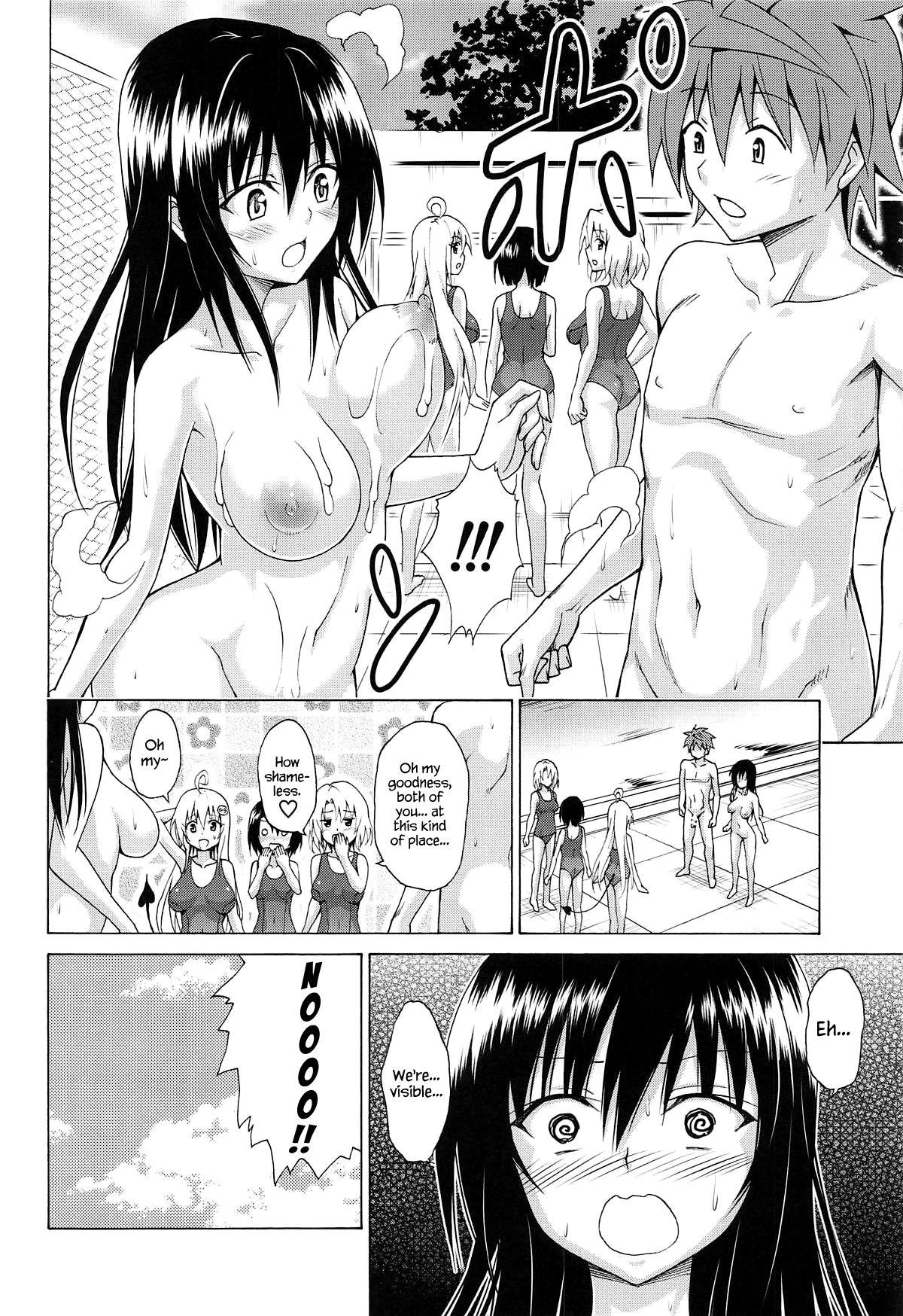 Mezase! Rakuen Keikaku Vol. 5 32
