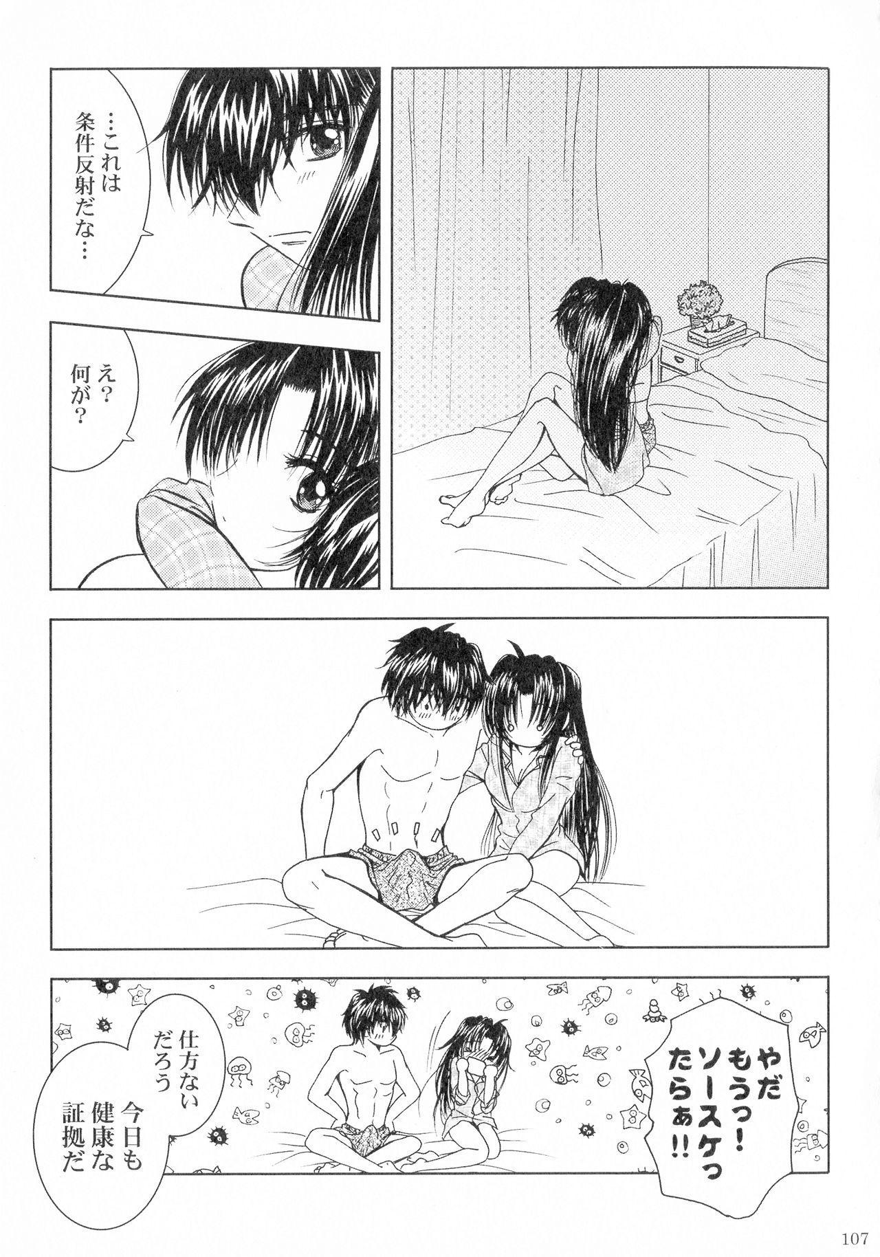 SEXY PANIC Sairoku-shuu VOL.3 105
