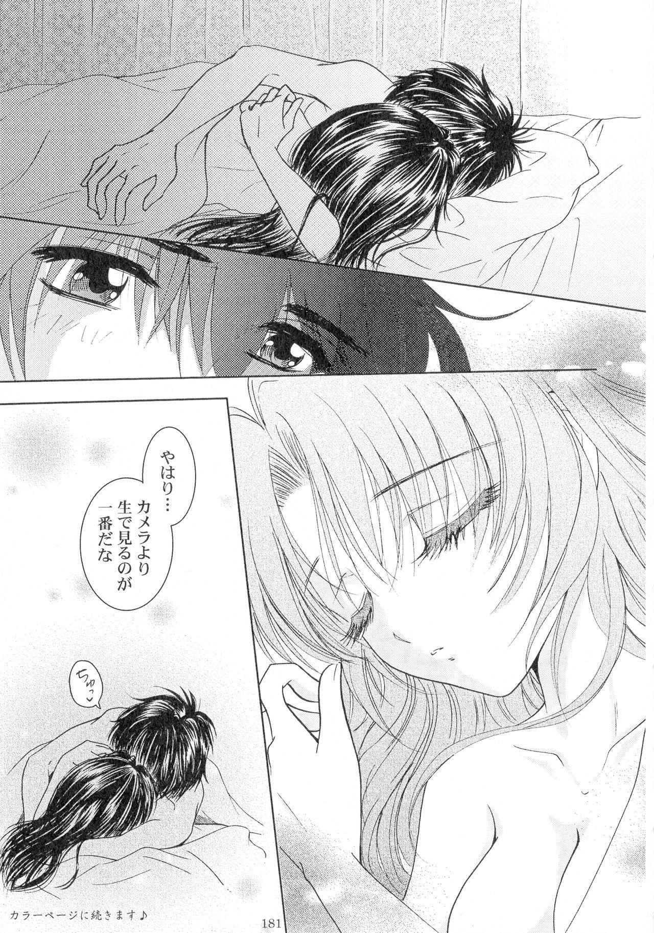SEXY PANIC Sairoku-shuu VOL.3 179