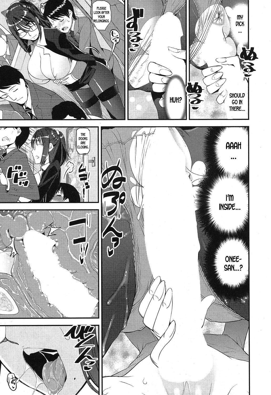 Seitsuu Kaisoku! Train   Speedy First Ejaculation Train! ch.1-2 22