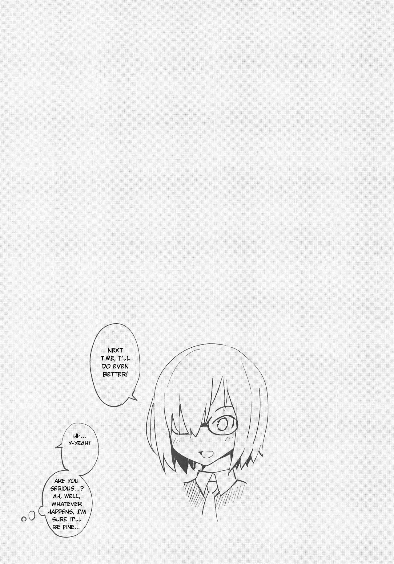 Kyou Hajimete Senpai to   My First Time with Senpai 11