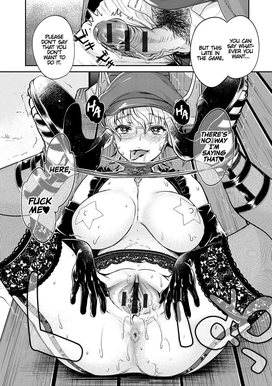 [Umemaru, Mizuryu Kei] Ishoku Bitch to YariCir Seikatsu Ch. 1-4   The Fuck Club's Different Hues of Hoe Ch. 1-4 [English] [1F47B] [Digital] 38