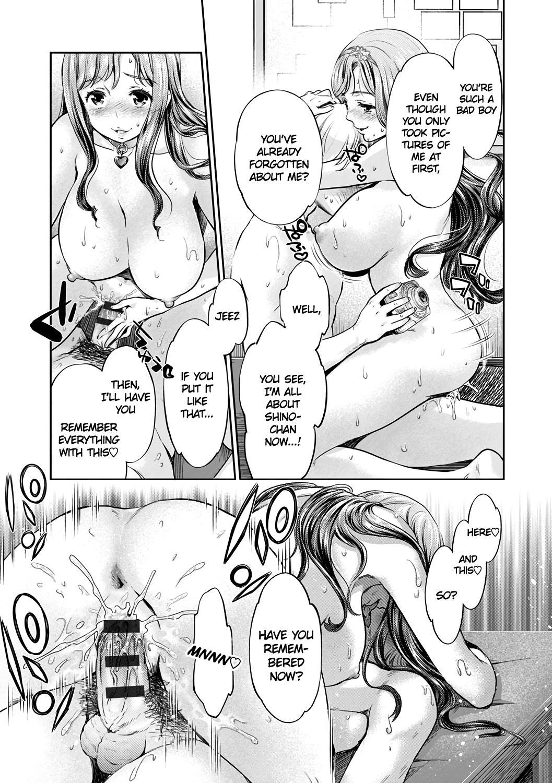 [Umemaru, Mizuryu Kei] Ishoku Bitch to YariCir Seikatsu Ch. 1-4   The Fuck Club's Different Hues of Hoe Ch. 1-4 [English] [1F47B] [Digital] 56