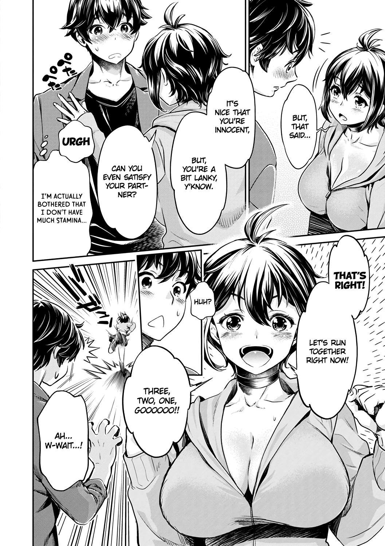 [Umemaru, Mizuryu Kei] Ishoku Bitch to YariCir Seikatsu Ch. 1-4   The Fuck Club's Different Hues of Hoe Ch. 1-4 [English] [1F47B] [Digital] 67