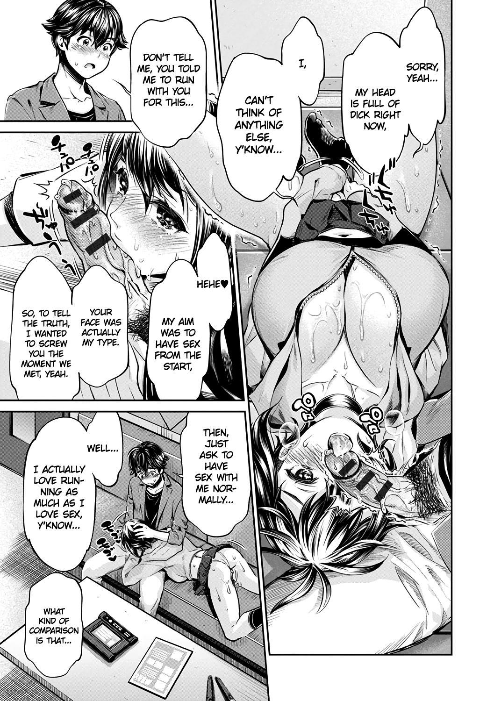 [Umemaru, Mizuryu Kei] Ishoku Bitch to YariCir Seikatsu Ch. 1-4   The Fuck Club's Different Hues of Hoe Ch. 1-4 [English] [1F47B] [Digital] 72