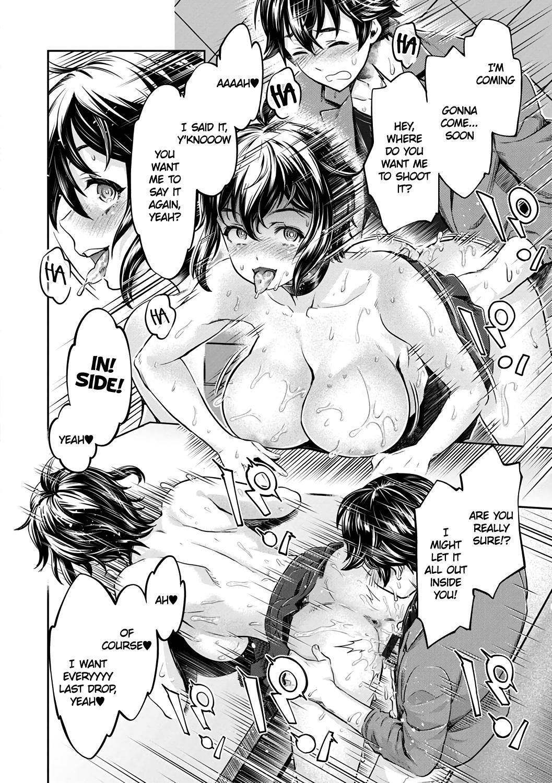 [Umemaru, Mizuryu Kei] Ishoku Bitch to YariCir Seikatsu Ch. 1-4   The Fuck Club's Different Hues of Hoe Ch. 1-4 [English] [1F47B] [Digital] 79