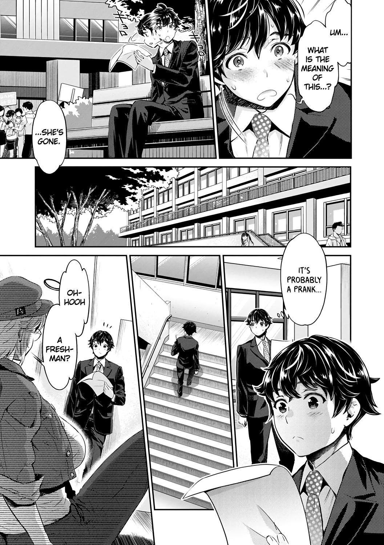 [Umemaru, Mizuryu Kei] Ishoku Bitch to YariCir Seikatsu Ch. 1-4   The Fuck Club's Different Hues of Hoe Ch. 1-4 [English] [1F47B] [Digital] 8