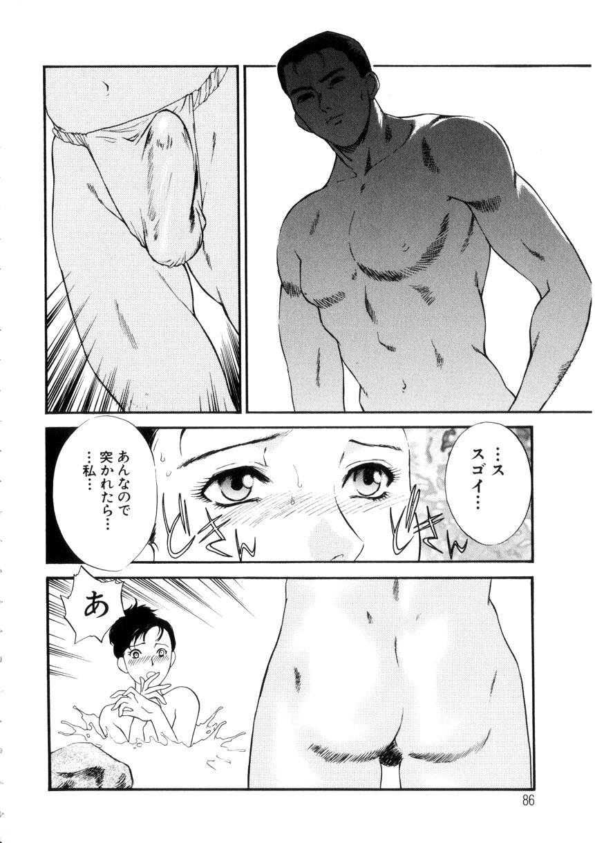 Hitozuma Moyou 4 Yogarizuma 85