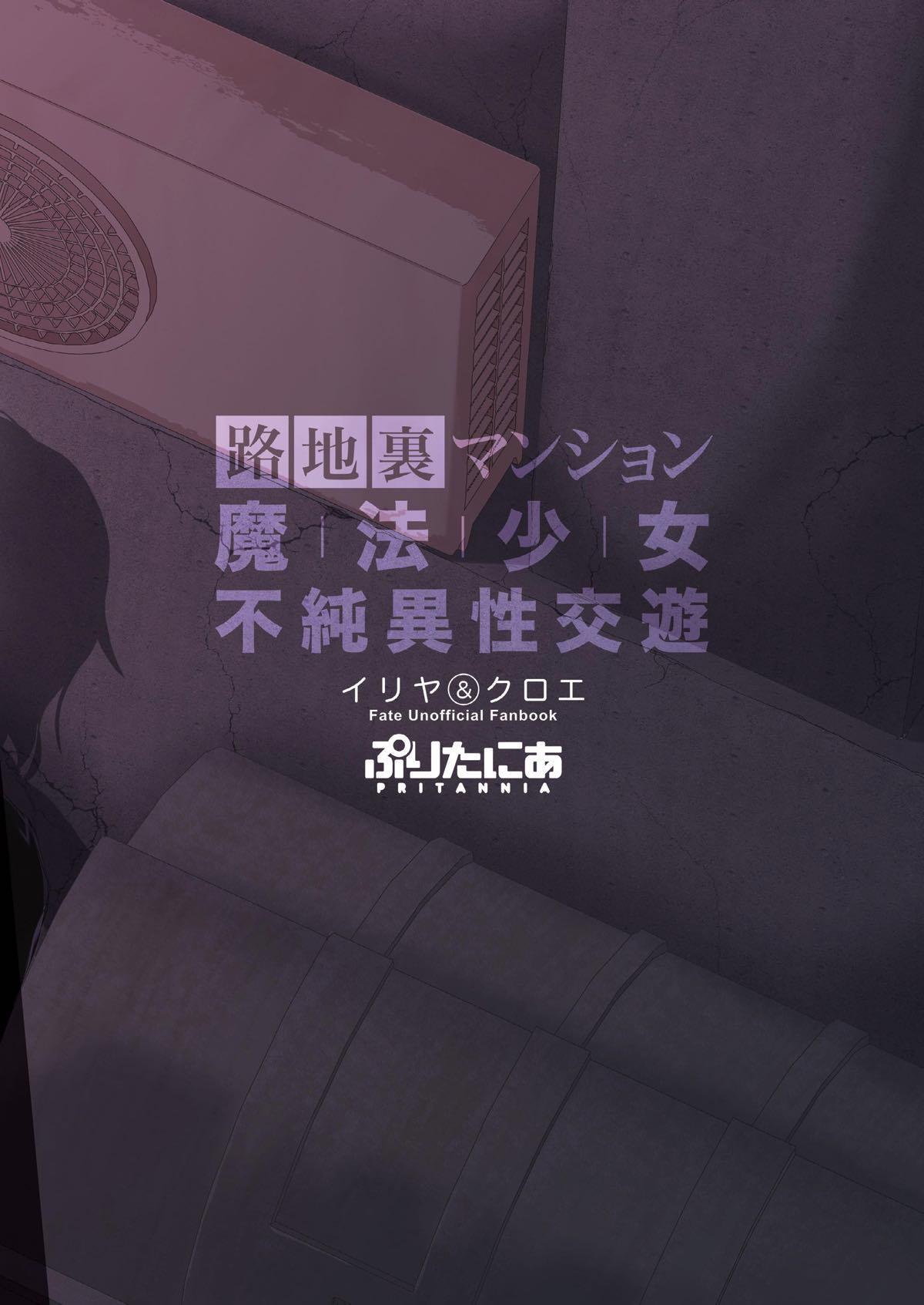 Rojiura Mansion Mahou Shoujo Fujun Isei Kouyuu Zenpen 22