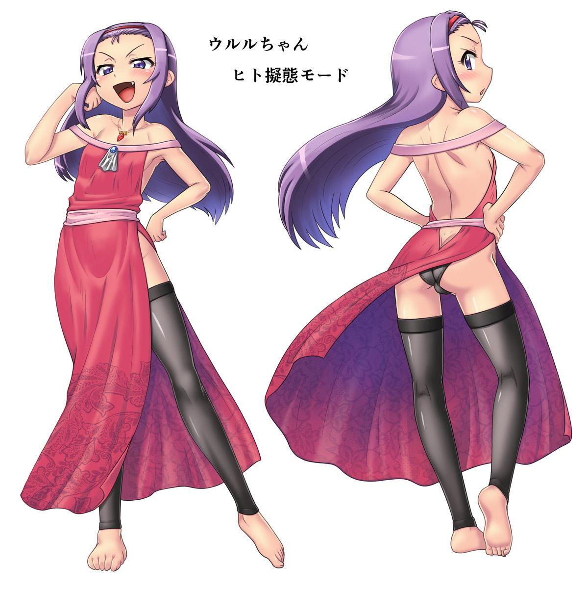 Akuma Musume Kankin Nisshi Series 555