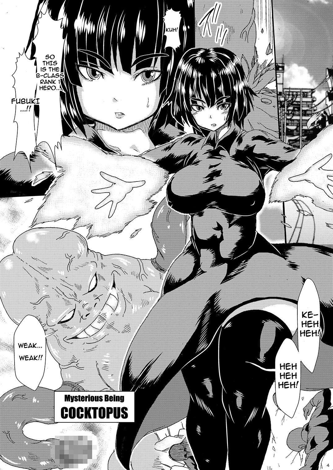 [Yuzuponz (Sakokichi)] IN RAN-WOMEN Kairaku ni Ochiru Shimai   Nympho-Women Sisters Falling into Ecstasy (One Punch Man) [English] [Jashinslayer] [Digital] 2