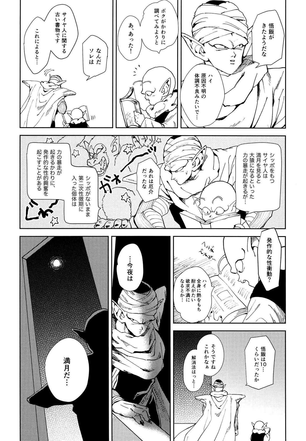 Tsuki ni Somuite 4
