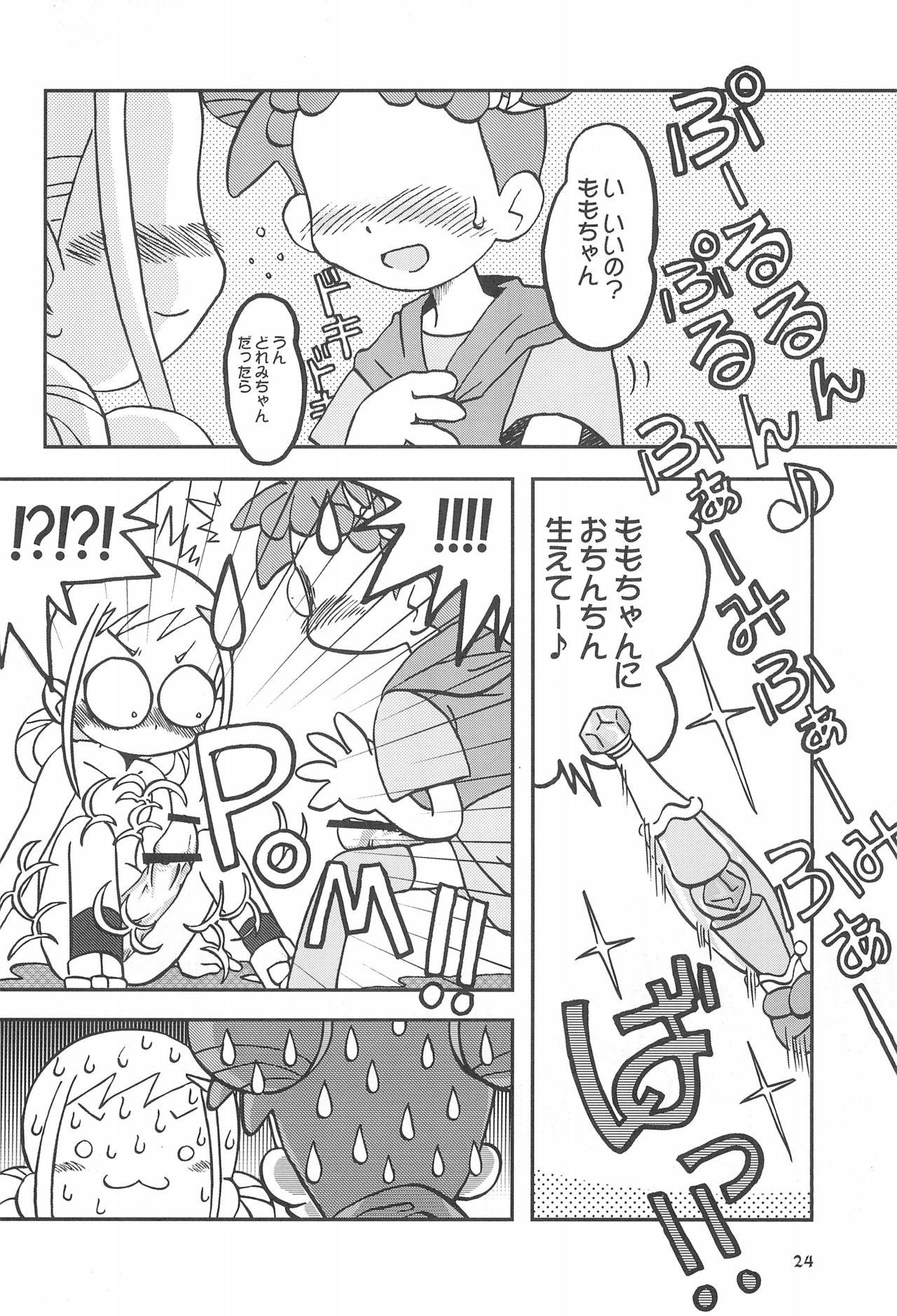 Momo no Kanzume 23