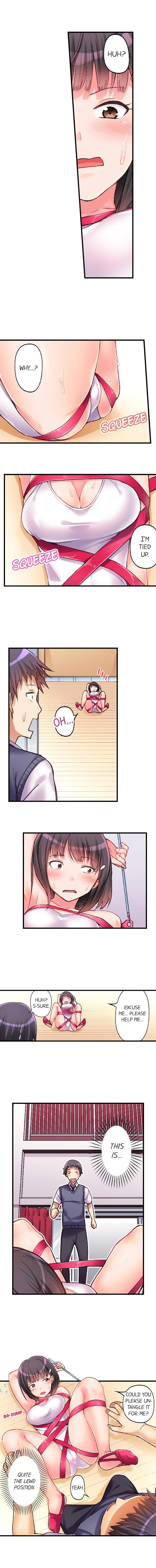 No Panty Booty Workout! Ch. 1 - 6 33