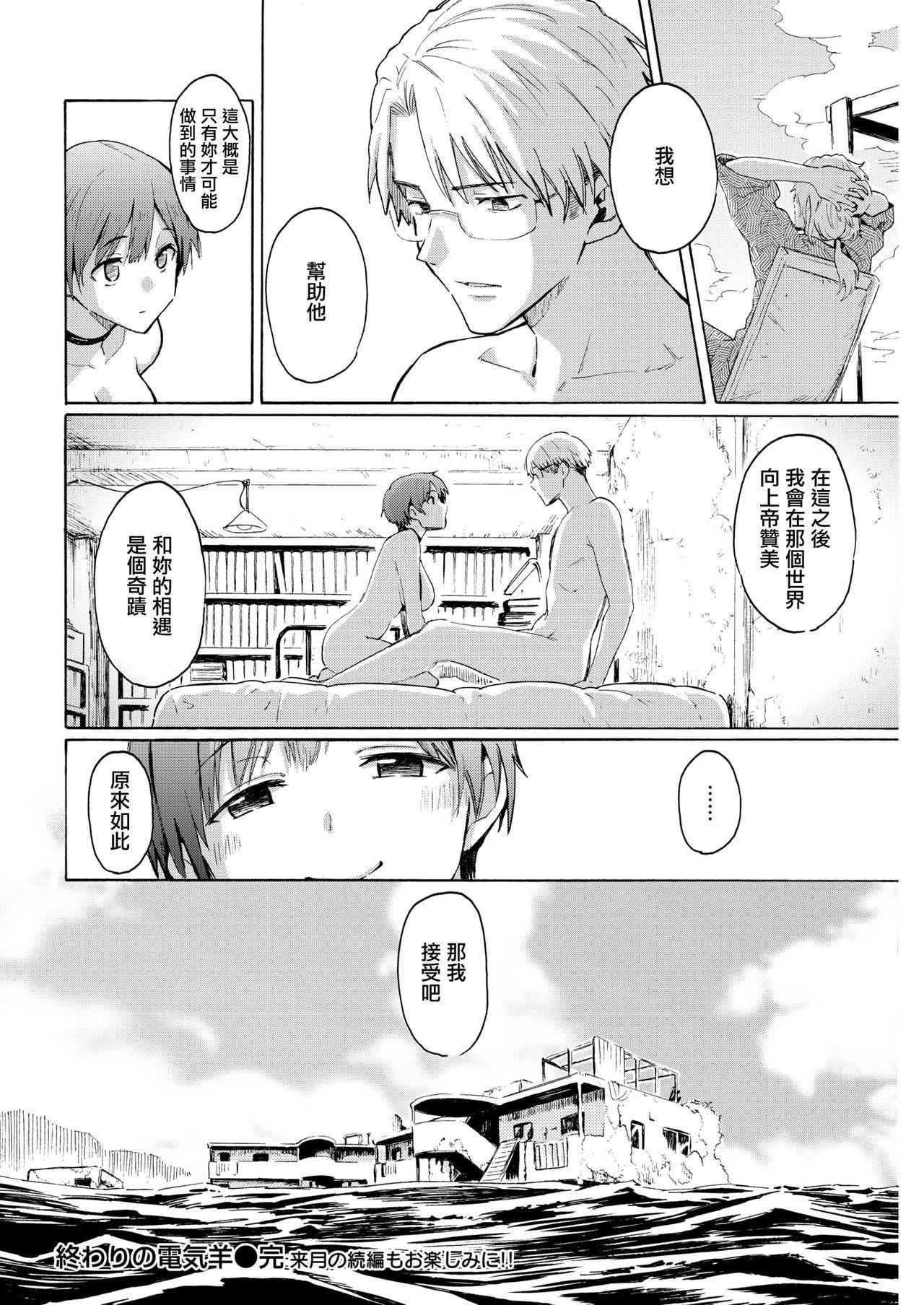 Owari no Denki hitsuji 19