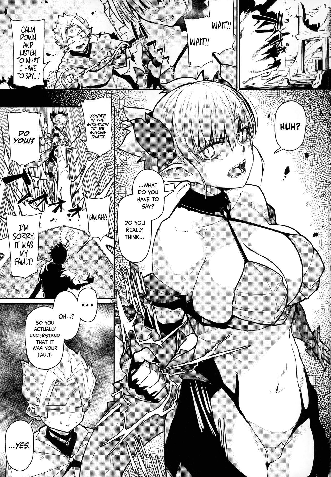 Dragon Girl 1