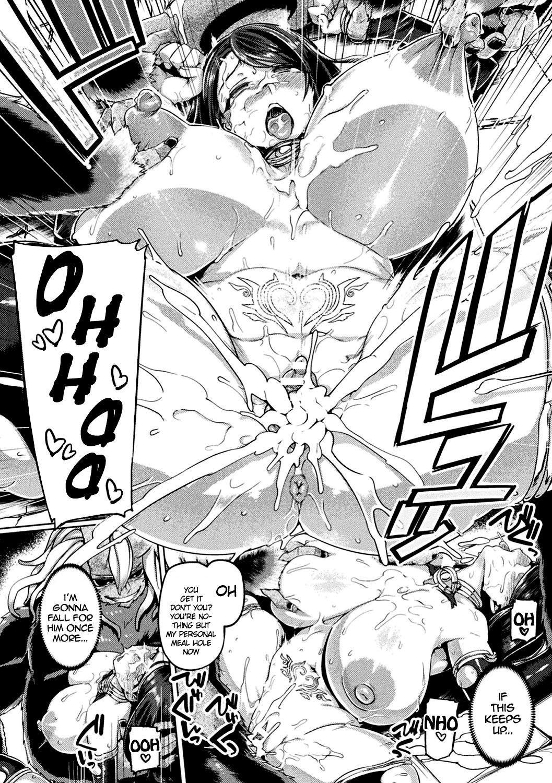 [Tabigarasu] Maou no Fukkatsu ~Arui wa Majo no Ketsumatsu~ | The Demon King's Revival ~ Or the Witch's End (Haiboku Otome Ecstasy Vol. 17) [English] {Stopittarpit} [Digital] 13