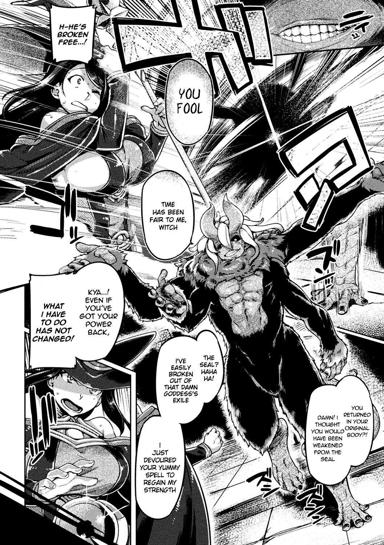 [Tabigarasu] Maou no Fukkatsu ~Arui wa Majo no Ketsumatsu~ | The Demon King's Revival ~ Or the Witch's End (Haiboku Otome Ecstasy Vol. 17) [English] {Stopittarpit} [Digital] 3