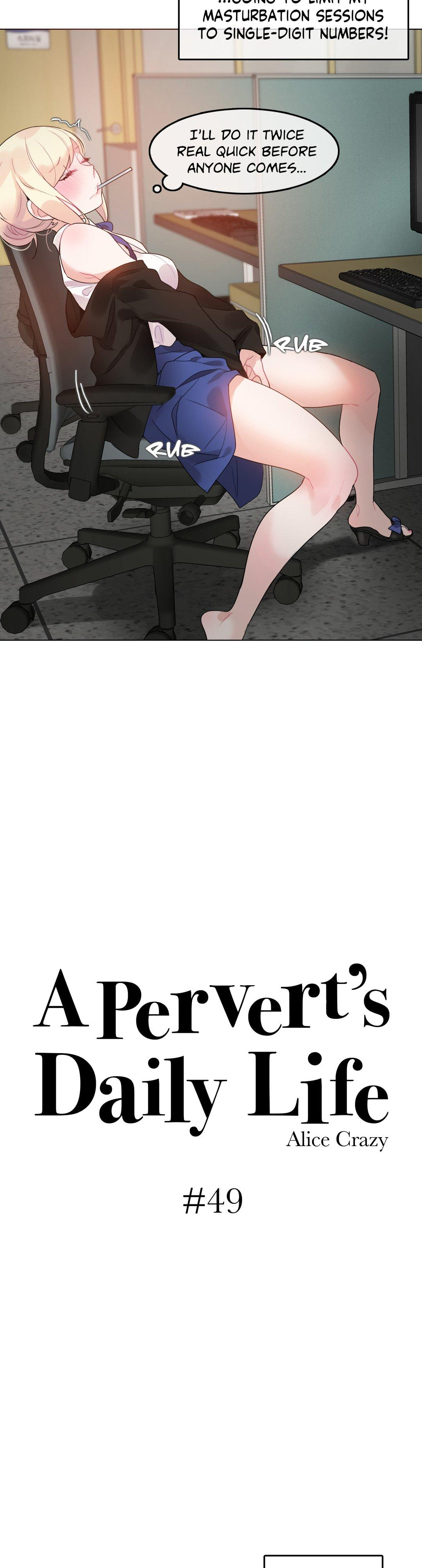 A Pervert's Daily Life Ch. 35-71 289