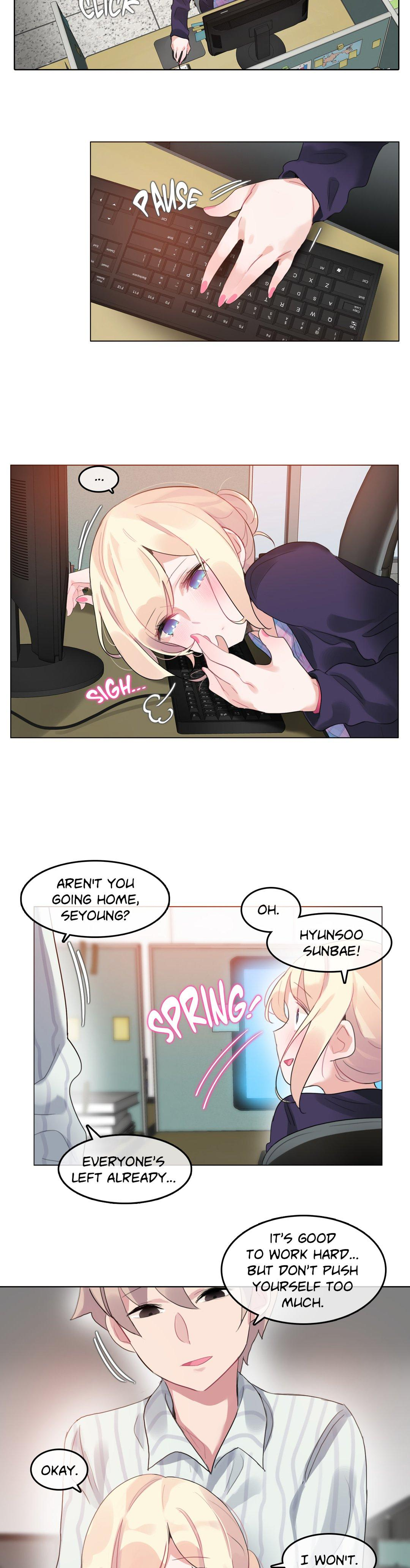 A Pervert's Daily Life Ch. 35-71 351
