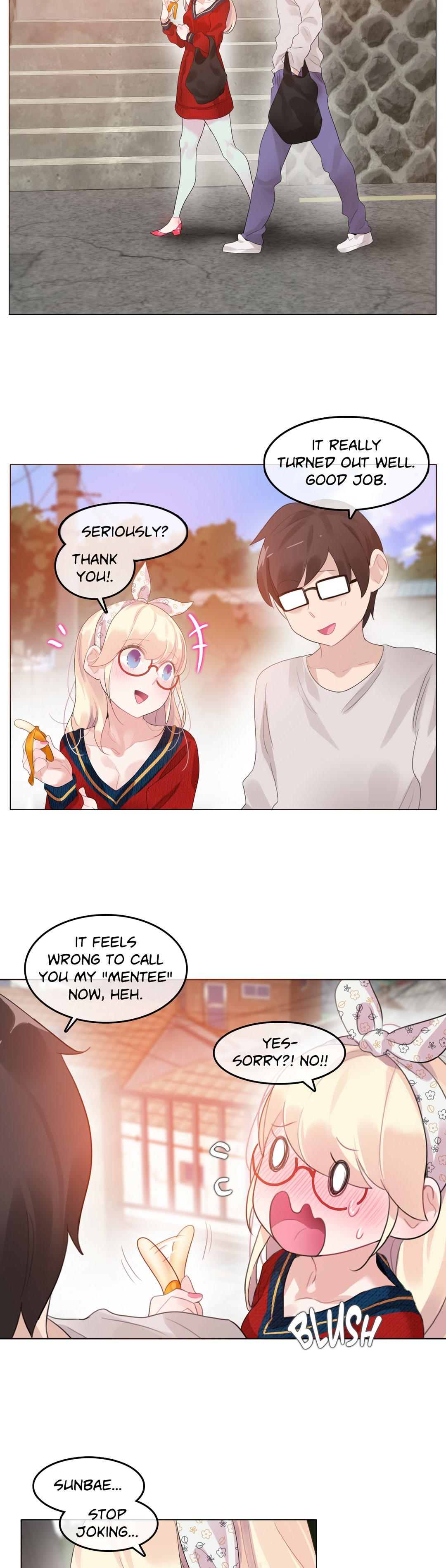 A Pervert's Daily Life Ch. 35-71 393