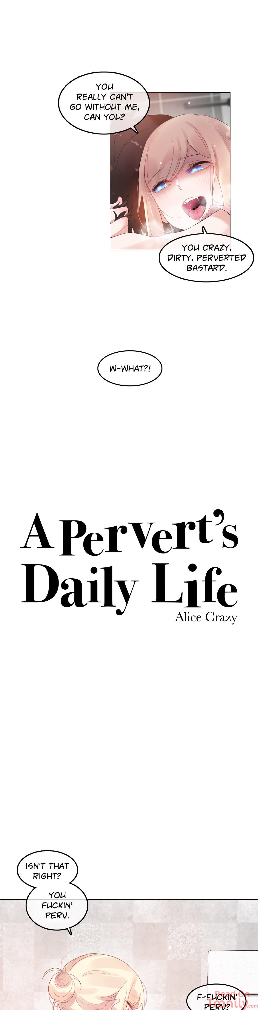 A Pervert's Daily Life Ch. 35-71 709