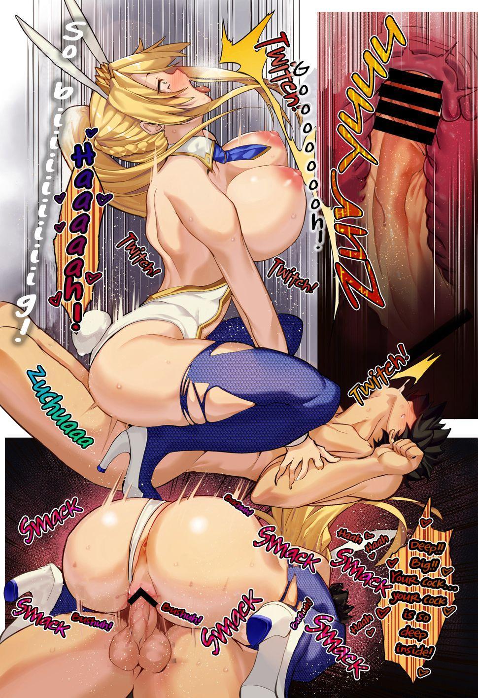 Kinpatsu Bunny to H na Game Shimasu + Omakebon | Playing a Naughty Game With a Blond Bunny + Special 7