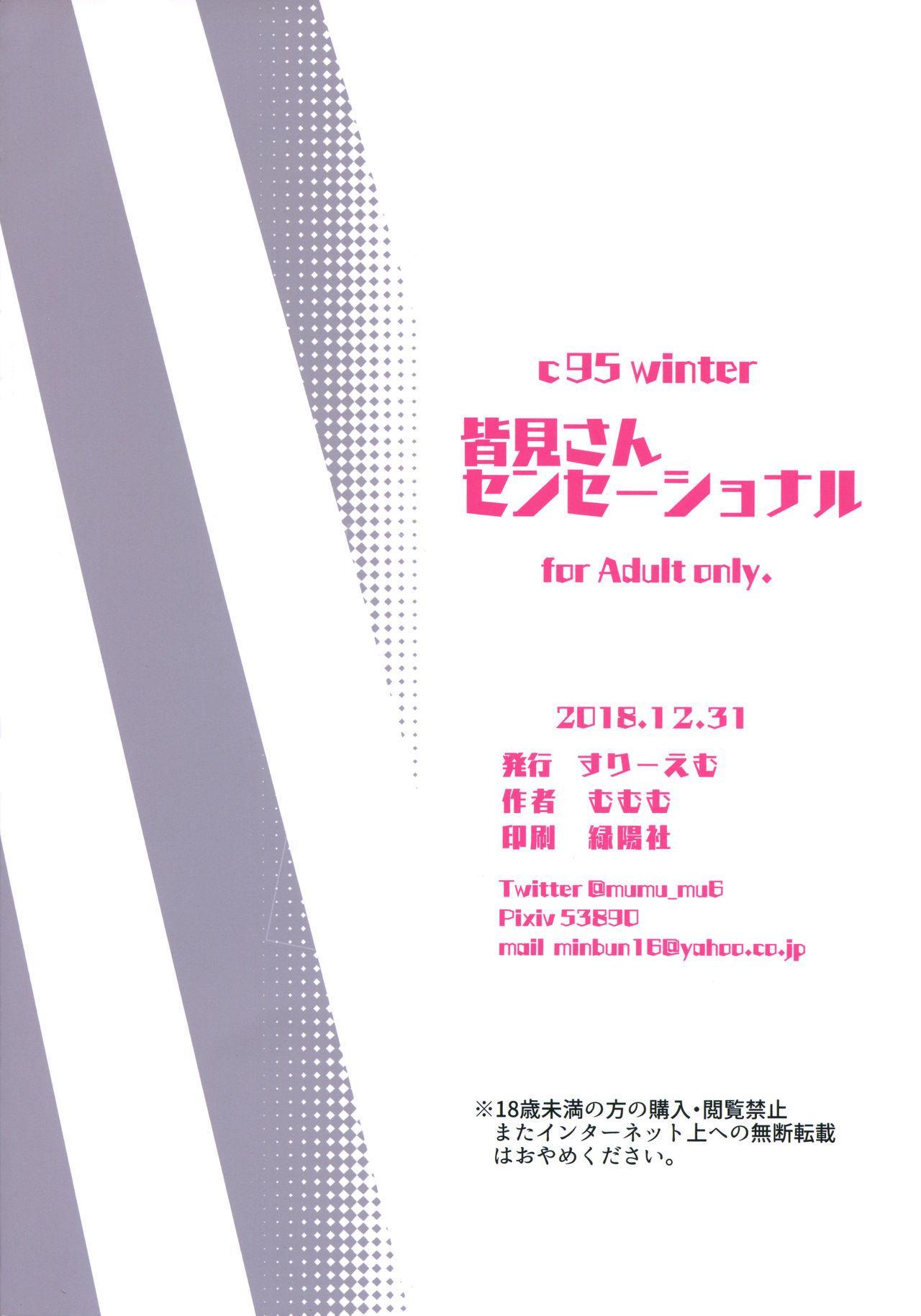 Minami-san Sensational 17
