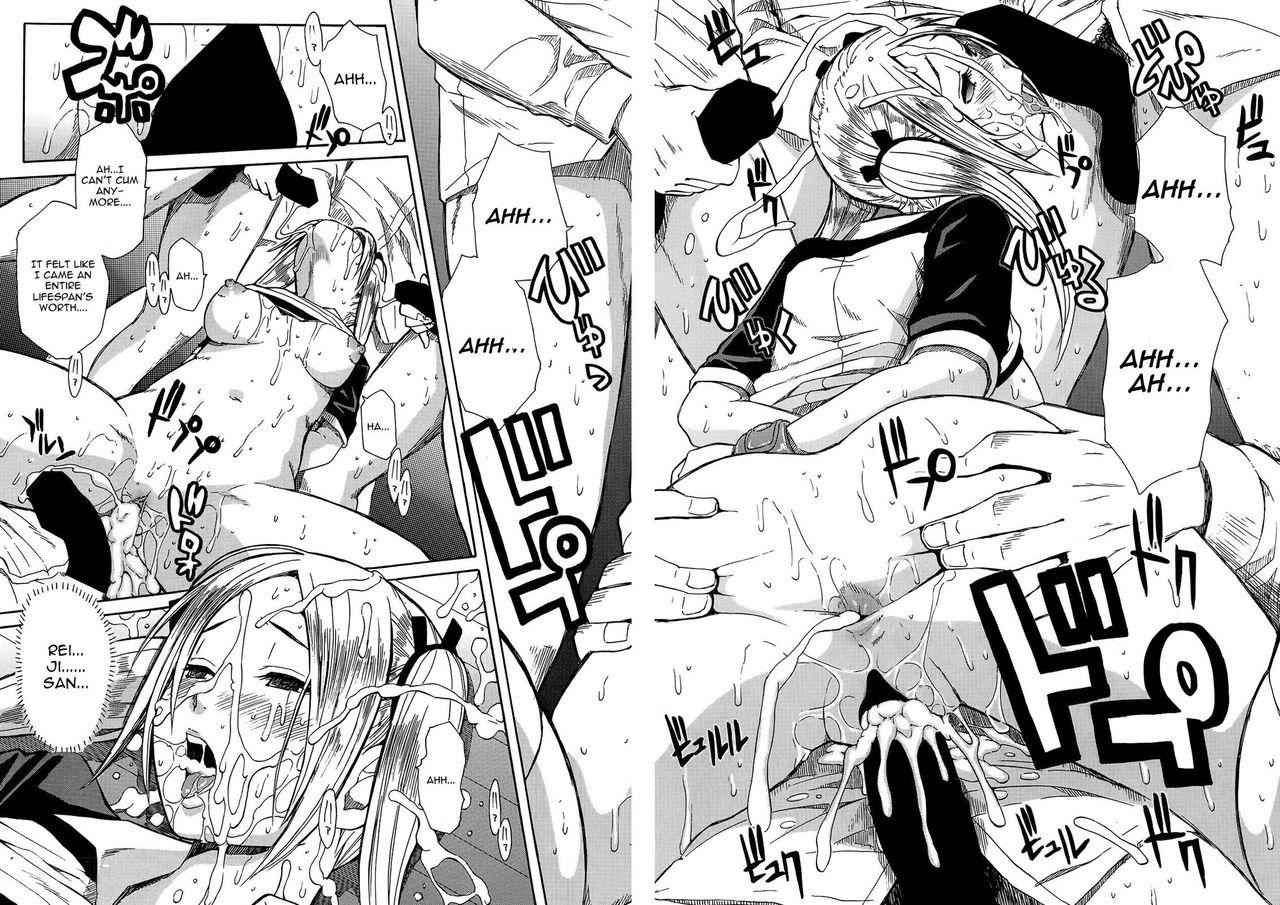 [Chiyou Yoyuchi] Rinkan Gakuen ~Haibokusha-tachi wa Midaremau~   Gang Rape School: The Losers Dance Indecently [English] 137