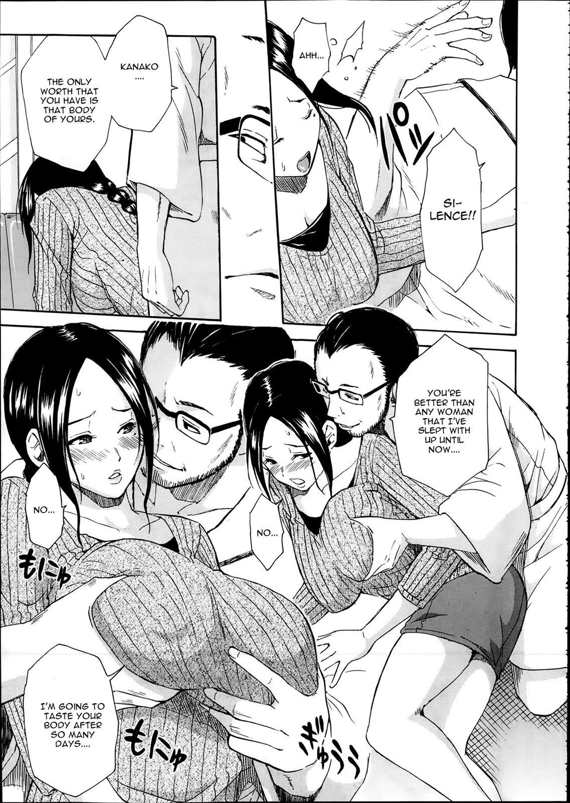 [Chiyou Yoyuchi] Rinkan Gakuen ~Haibokusha-tachi wa Midaremau~   Gang Rape School: The Losers Dance Indecently [English] 69