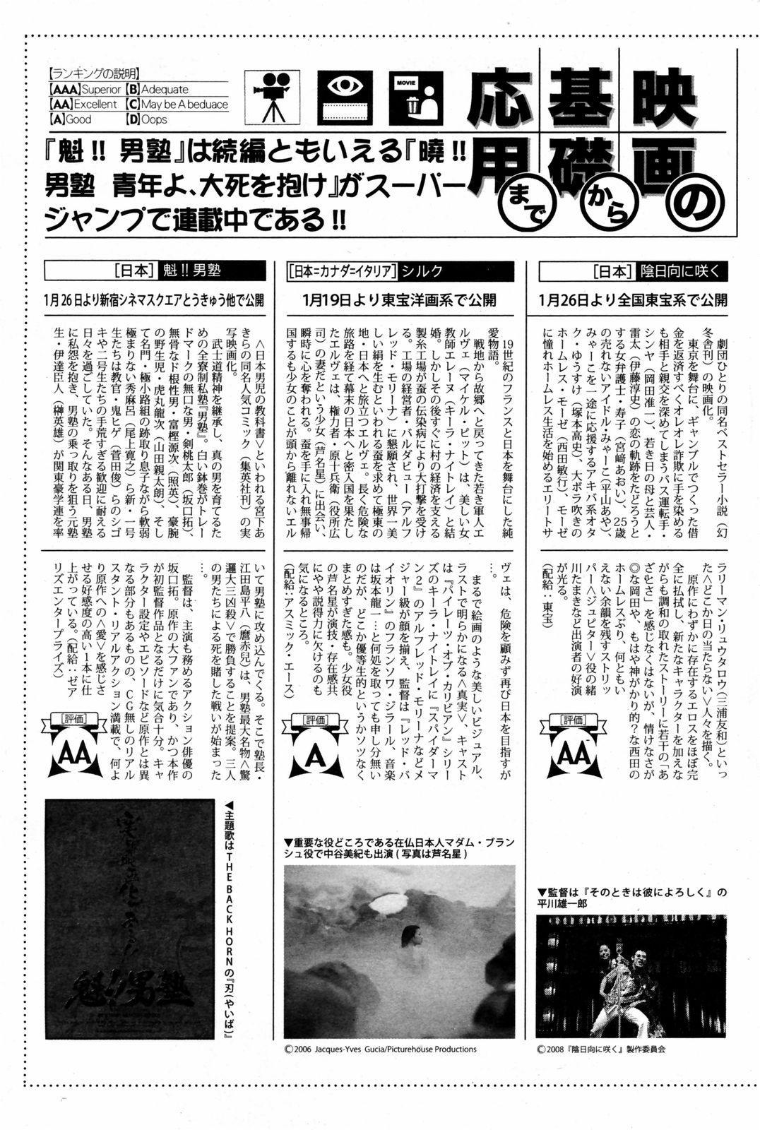 Manga Bangaichi 2008-03 198