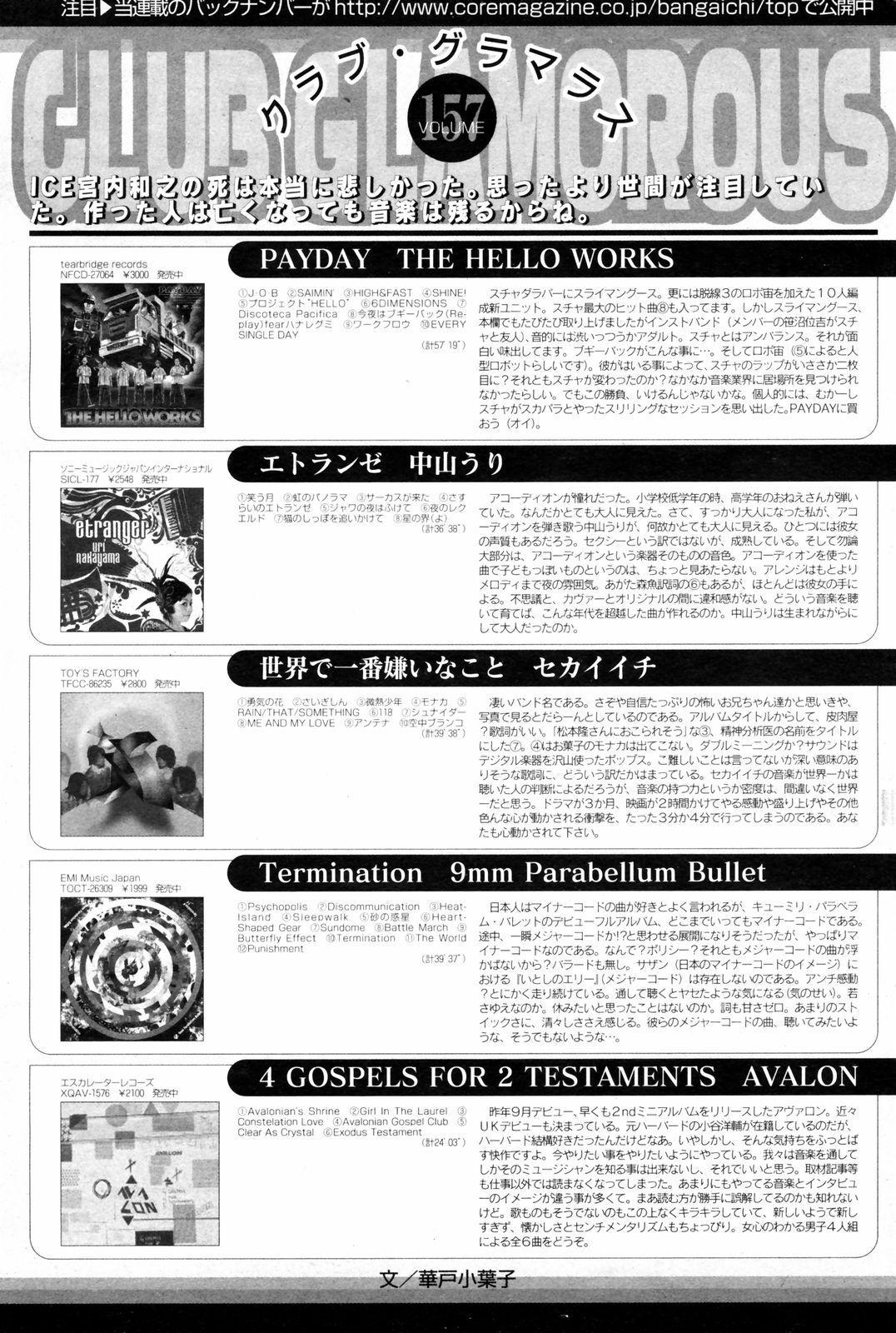 Manga Bangaichi 2008-03 200