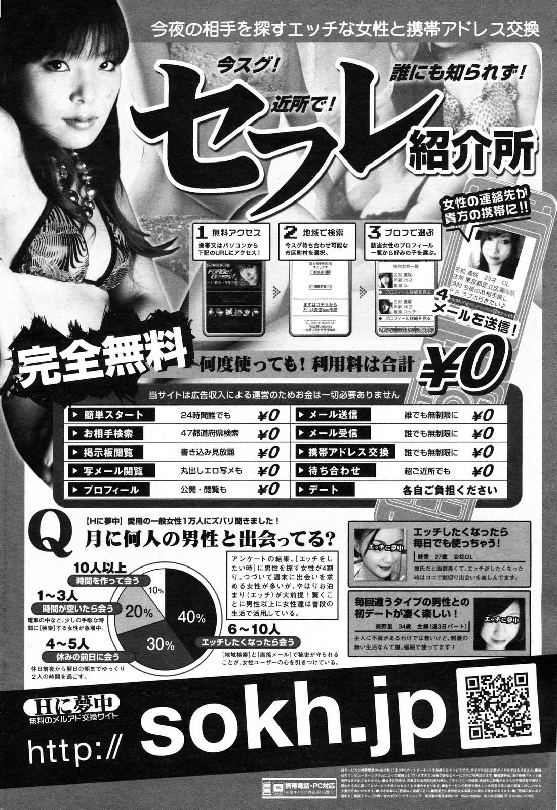 Manga Bangaichi 2008-03 249
