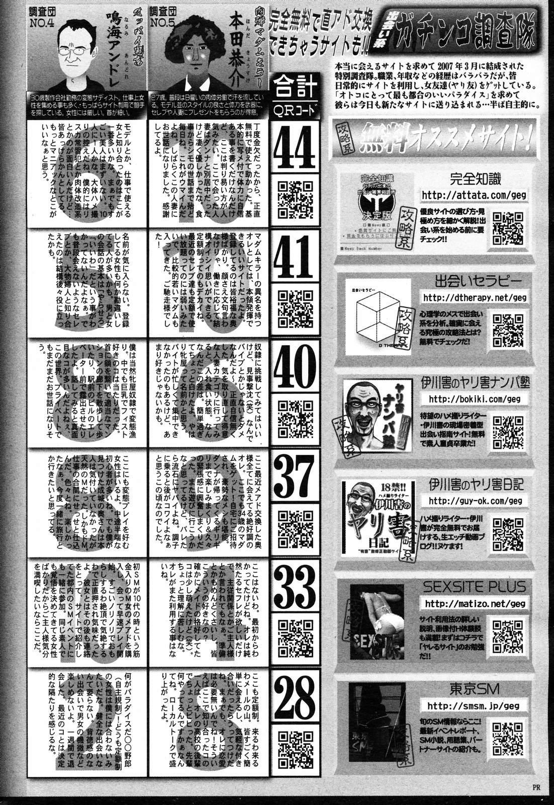 Manga Bangaichi 2008-03 253