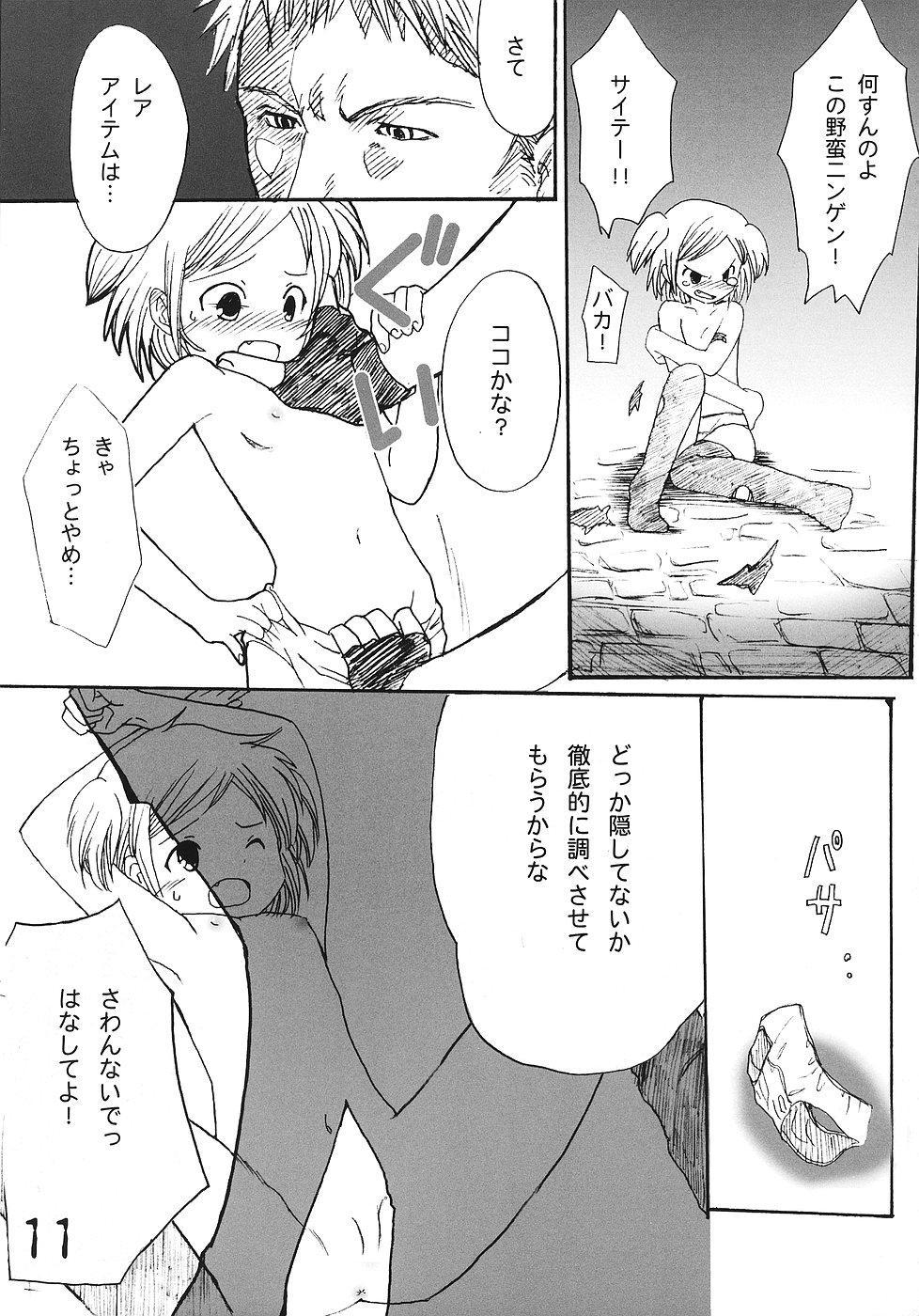 Tsurupeta Kenkyuusho Houkokusho 9