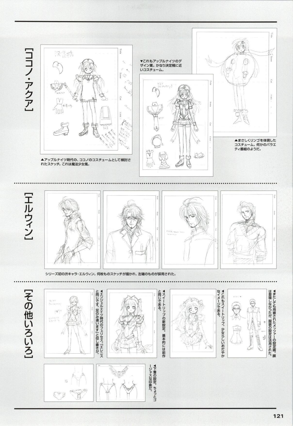 Mahou Senshi Sweet Knight & Mahou Senshi Princess Tear 120