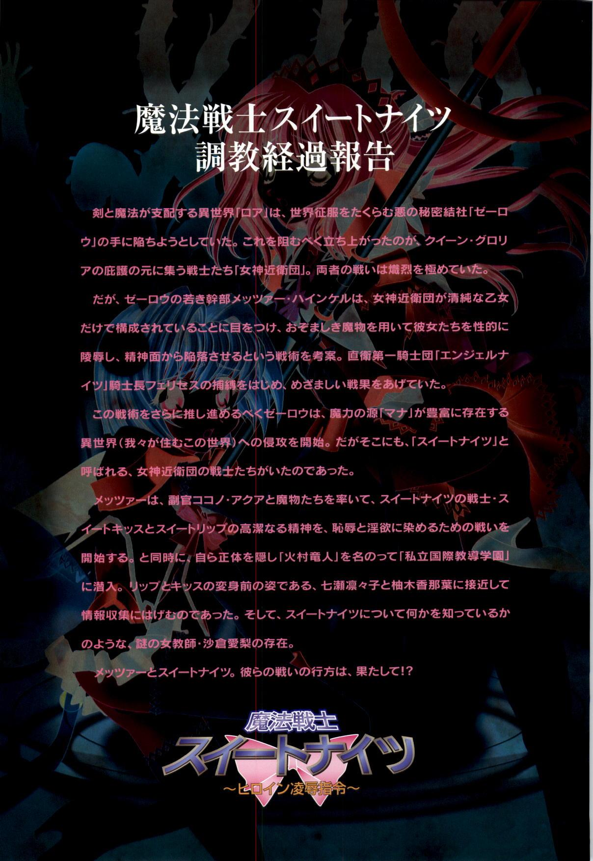 Mahou Senshi Sweet Knight & Mahou Senshi Princess Tear 12