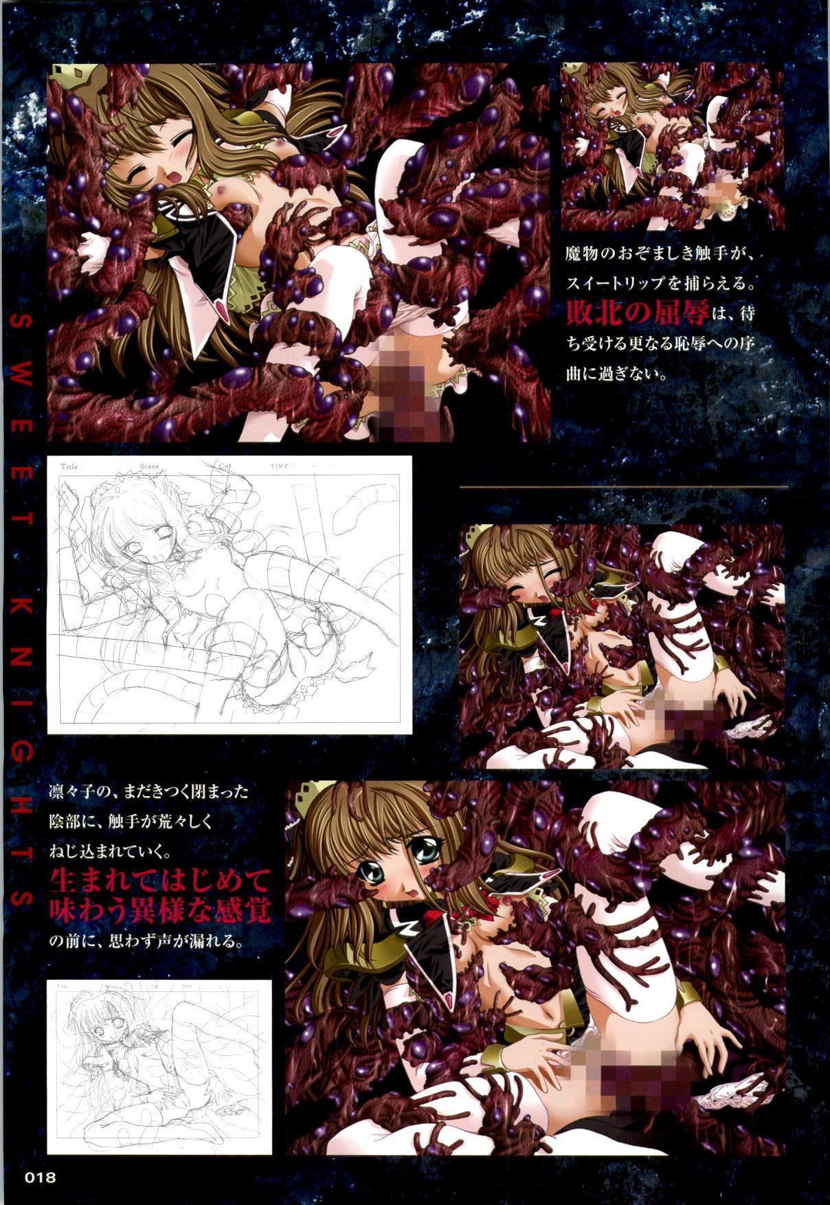 Mahou Senshi Sweet Knight & Mahou Senshi Princess Tear 17
