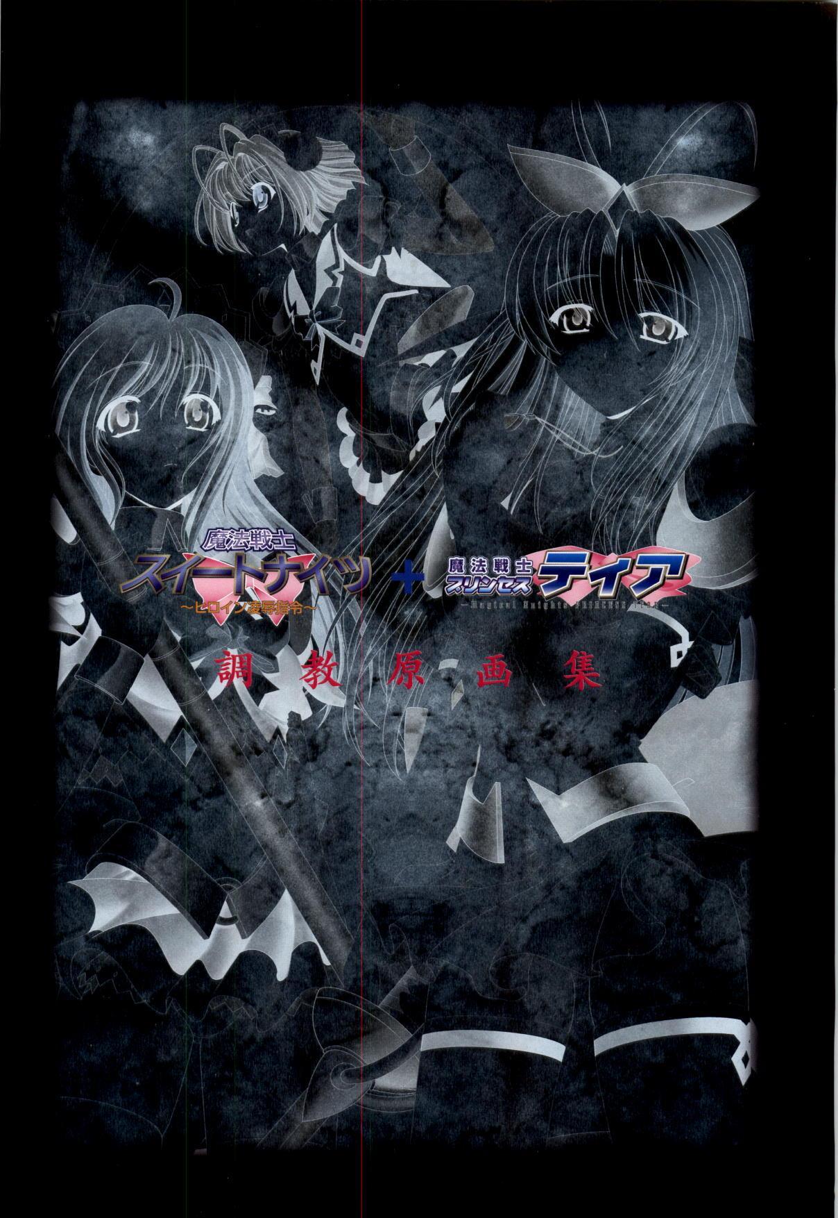 Mahou Senshi Sweet Knight & Mahou Senshi Princess Tear 2