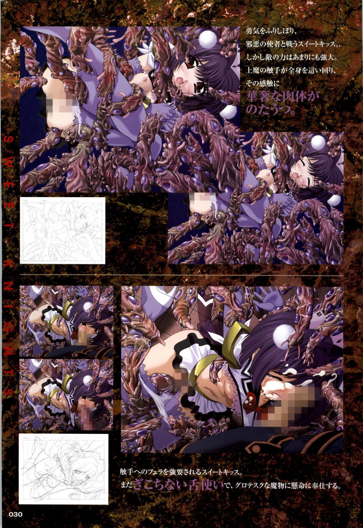 Mahou Senshi Sweet Knight & Mahou Senshi Princess Tear 29