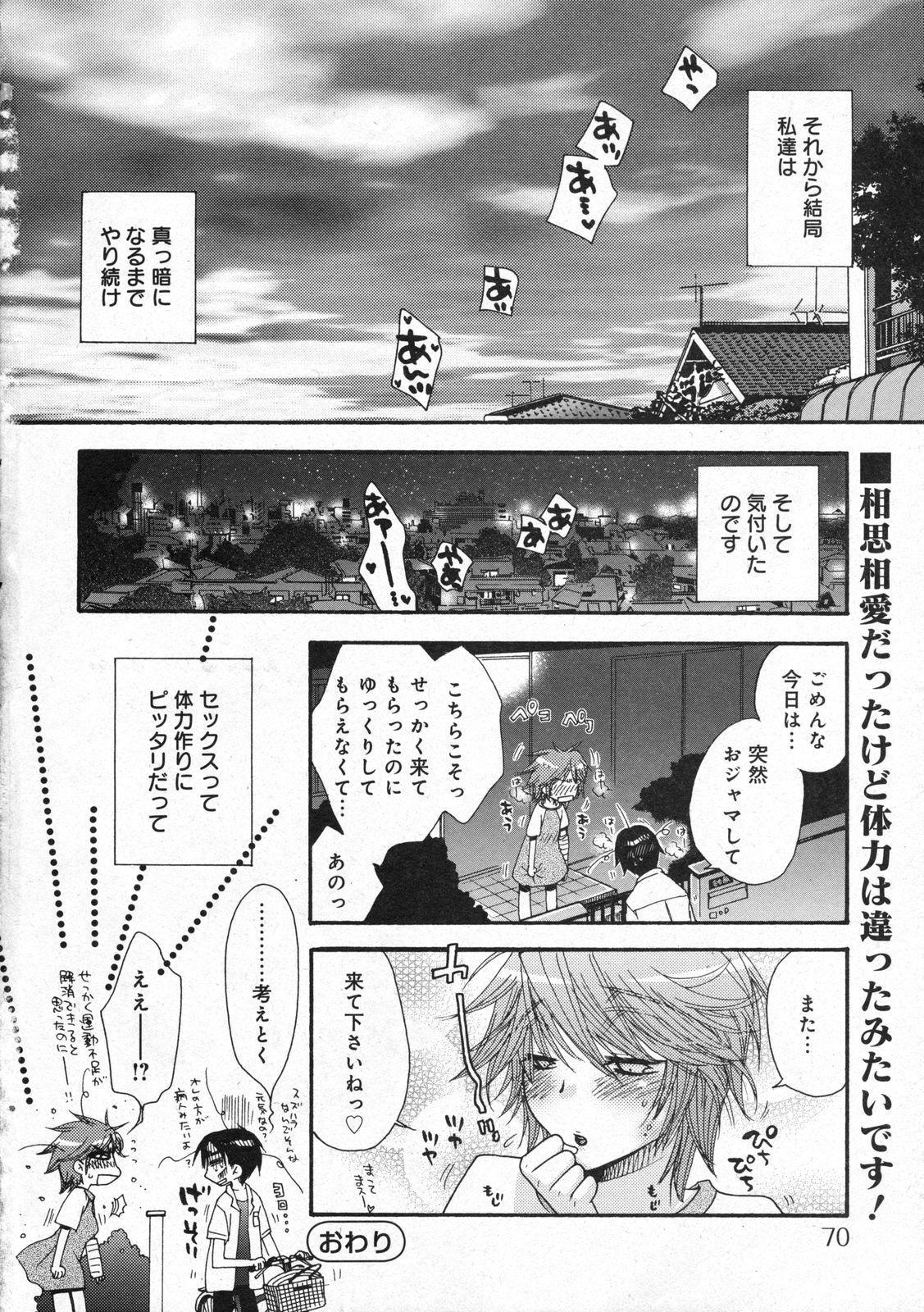 COMIC Moemax Jr. Vol.01 2009-08 67