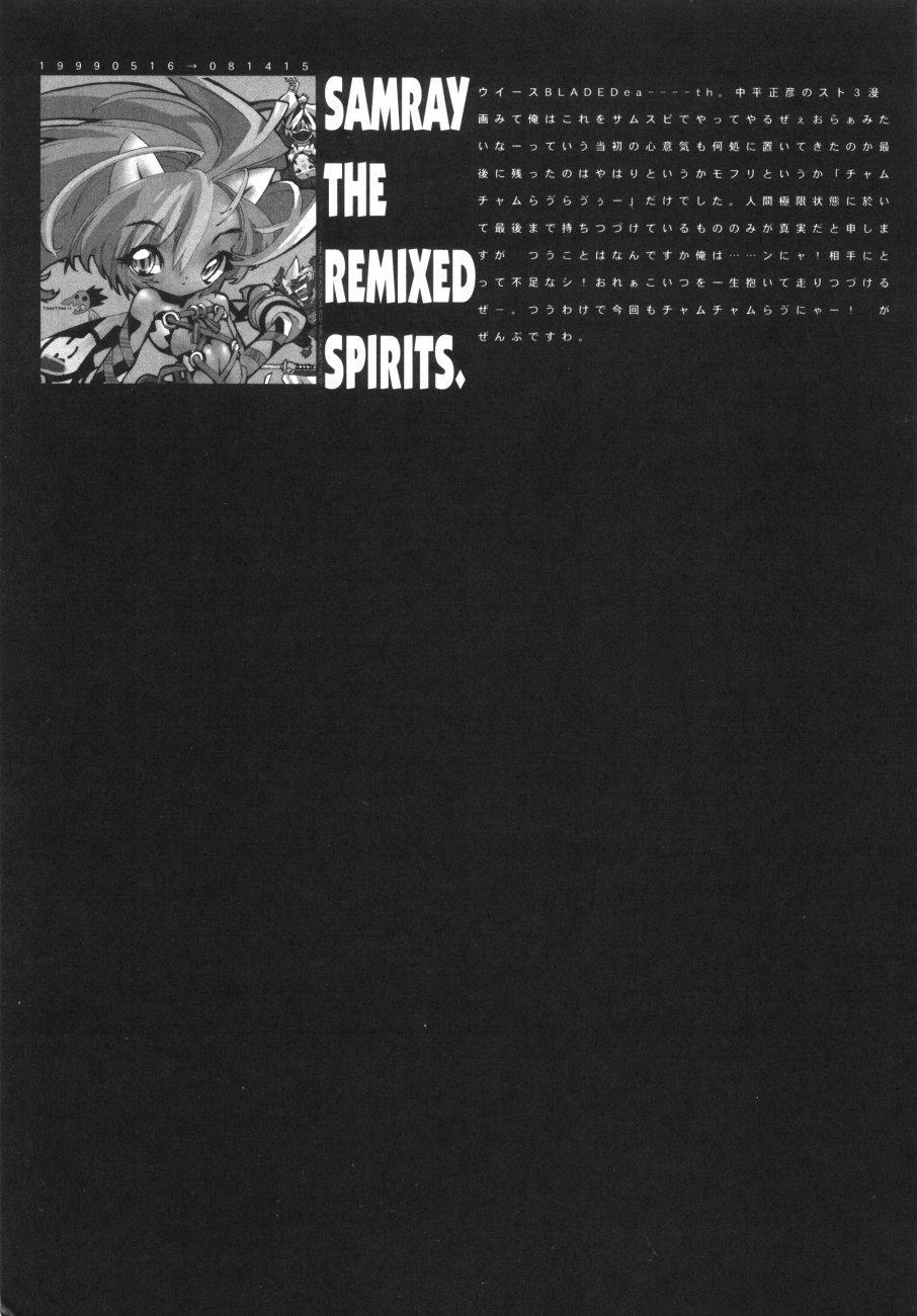 Samurai Tama SAMRAY the REMIXED SPIRITS 4
