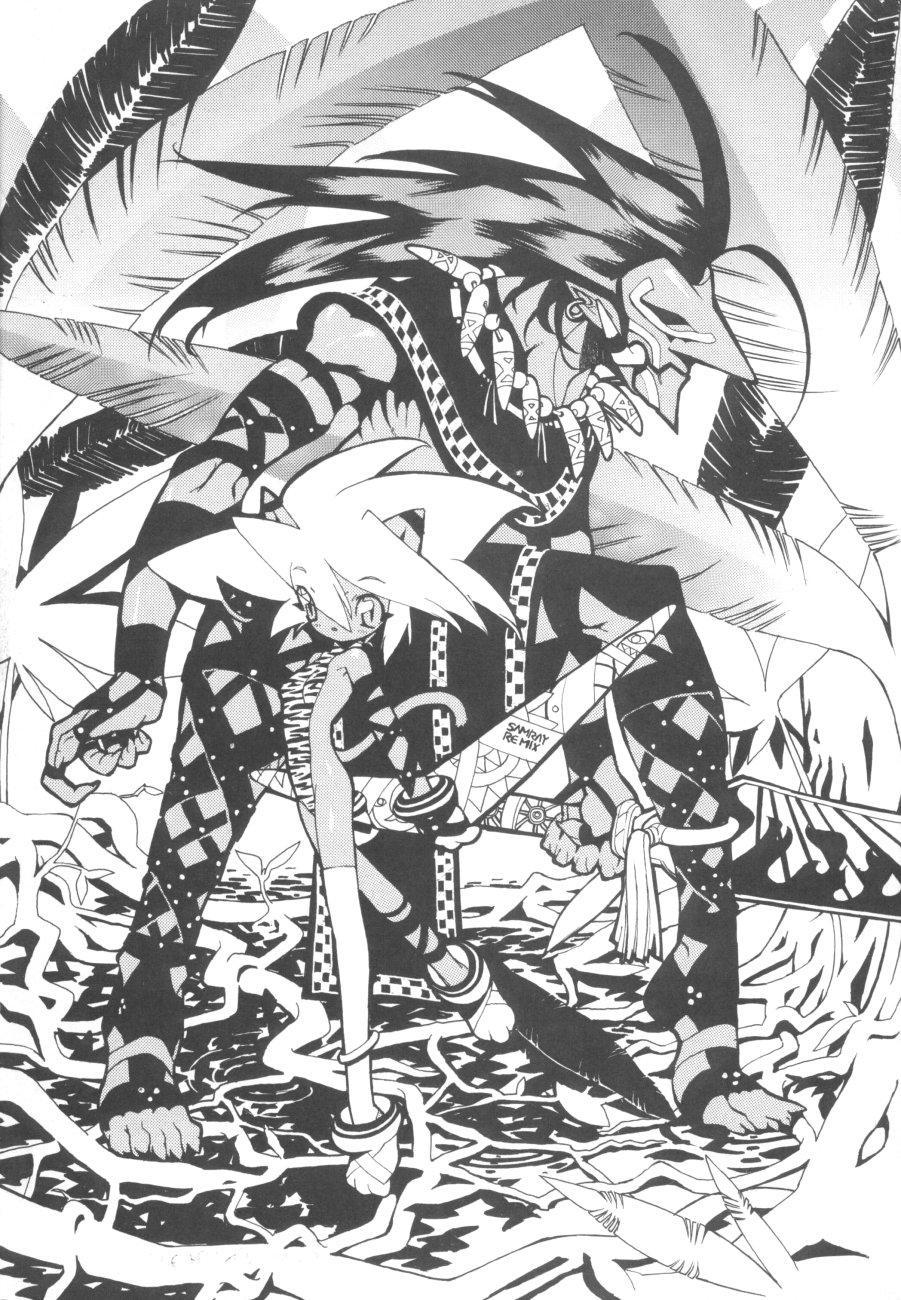 Samurai Tama SAMRAY the REMIXED SPIRITS 5